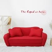 伊登 Cupid邱比特 雙人沙發床/沙發椅