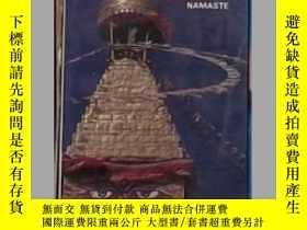 二手書博民逛書店英文原版罕見Nepal Namaste by Robert Ri
