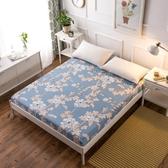 床笠單件床罩席夢思保護套防塵罩床墊套1.8m1.5m1.2m卡通防滑罩