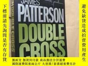 二手書博民逛書店Double罕見Cross 近 16開Y146810 James