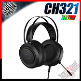 [ PC PARTY ] CoolerMaster CH321 RGB USB 電競耳機