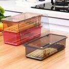筷籠家用餐具收納盒筷子瀝水架廚房廚具塑料...