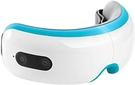 Breo【日本代購】眼部按摩器熱 眼部保暖器 USB充電 音樂播放 - 藍白