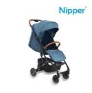 【Nipper】 Travel Lite 秒收輕巧手推車plus-海洋藍