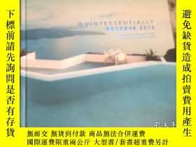 二手書博民逛書店QUINTESSENTIALLY罕見RESERVE 2013 精