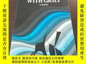 二手書博民逛書店Acquainted罕見with Grief(英文原版)Y208