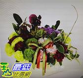 台北花苑無盡的愛花禮 W123726 [COSCO代購]