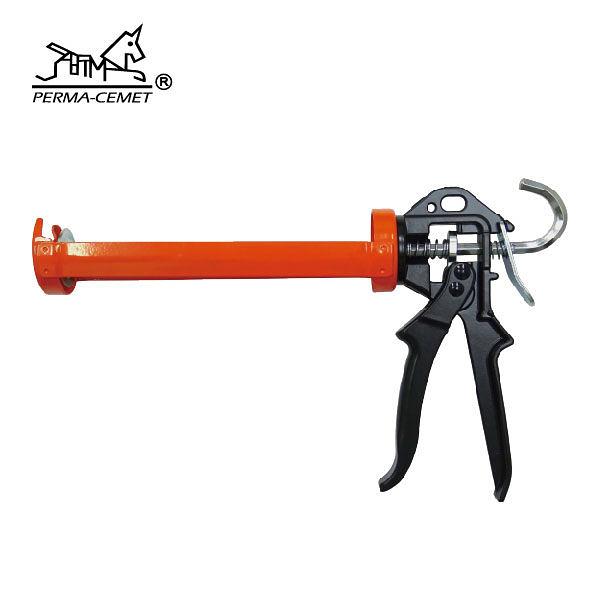 愛家捷 專業強力矽利康膠槍/矽膠槍 (1入) Silicone 植筋槍 適用於市面上販售的一般矽利康