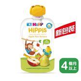 HIPP 喜寶-有機水果趣-西洋梨香蕉 100g 大樹