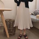 洋氣中長款半身裙女裝夏季新款韓版chic...