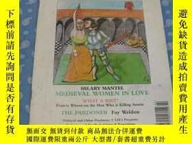二手書博民逛書店Literary罕見Review FEBRUARY 1994Y2
