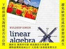 全新書博民逛書店ar Algebra: Step By StepY255174