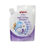 貝親Pigeon 嬰兒洗衣精補充包450ml[衛立兒生活館]