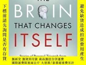 二手書博民逛書店The罕見Brain That Changes Itself-改變自己的大腦Y436638 Norman Do