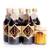 【黑豆桑】手工美味三寶組(缸底醬油x3+金豆醬油x2+美味辣豆瓣x1)