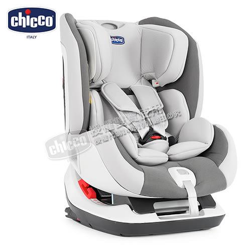 【贈好禮】Chicco Seat up 012 Isofix安全汽座-時尚灰