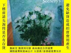 二手書博民逛書店SOTHEBY S:罕見PARIS ART IMPRESSION