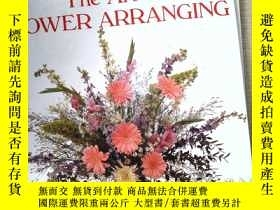 二手書博民逛書店The罕見Art of FlowerY253683