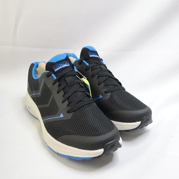 Skechers GO RUN CONSISTENT 運動健走鞋 220082BKBL 男款 黑【iSport愛運動】