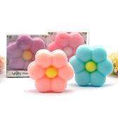 幸福婚禮小物❤可愛的小花香皂(盒裝)❤迎賓禮/二次進場/活動小禮物/送客禮/香皂