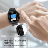 適用蘋果手表潛水表帶apple watch 2/3/4 42mm防水保護套防水殼