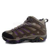 Merrell Moab Gore-Tex ML21444 女鞋 運動 戶外 休閒 登山 越野 防水 透氣 咖啡 卡其