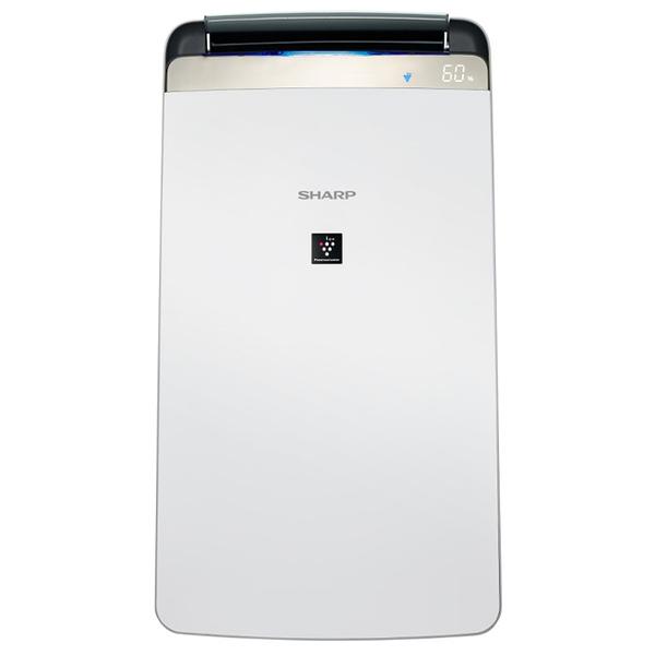★SHARP夏普 ★12L自動除菌離子空氣清淨除濕機 DW-J12FT-W