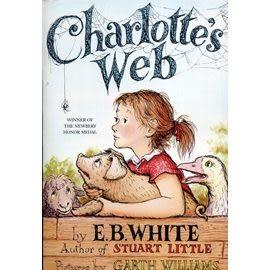 【電影小說】CHARLOTTE S WEB(夏綠蒂的網)