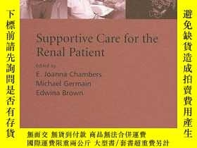 二手書博民逛書店Supportive罕見Care For The Renal PatientY364682 Chambers,