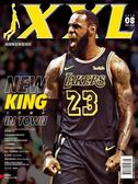 NBA美國職籃XXL 8月號/2018 第280期