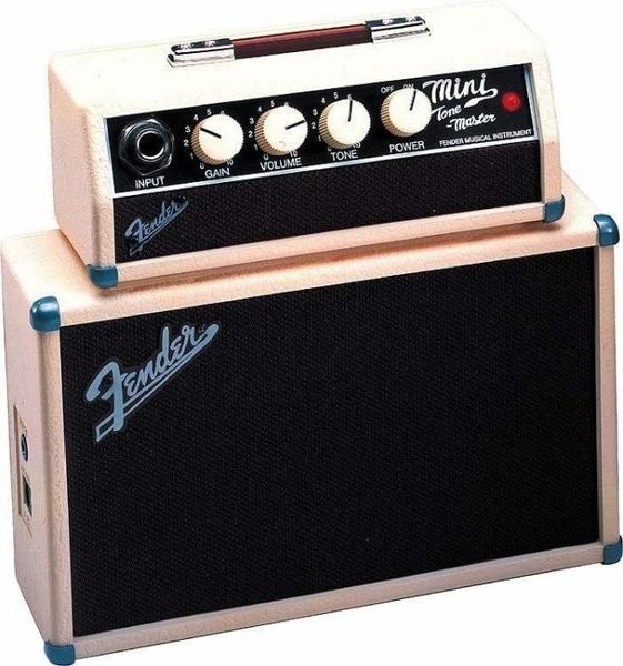 ☆唐尼樂器︵☆免運費 Fender MINI 57 TWIN-AMP 電吉他迷你小音箱 9V電池/變壓器供電