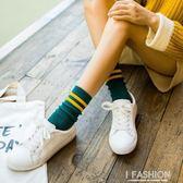 長統襪 襪子堆堆襪中筒襪日繫純棉長筒襪高筒小腿襪 Ifashion