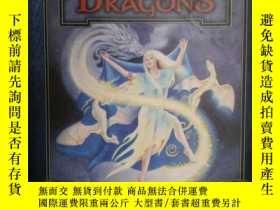 二手書博民逛書店Dancing罕見with Dragons: Invoke Th