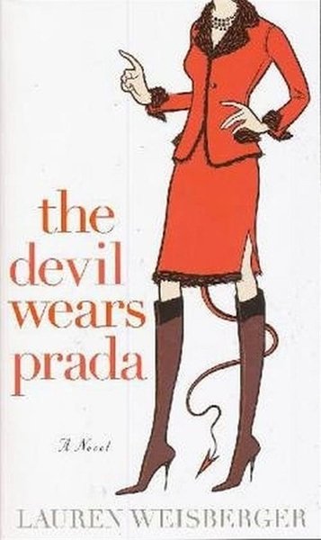 (二手書)Devil Wears Prada (Mass Market Edition)