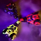 回力車慣性小汽車玩具兒童耐摔男孩摩托車模型三合一彈射戰車 交換禮物