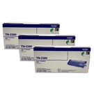 【三支組合】Brother TN-2380 原廠高容量黑色碳粉匣 HL-L2320D L2365DW L2540DWL2700D L2740DW