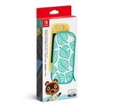 [哈GAME族]免運費 可刷卡 Nintendo Switch Lite 集合啦!動物森友會 特仕便攜包(附螢幕保護貼)