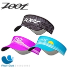 ZOOT COOLMAX 反光型運動中空帽 桃紅 / 水藍 / 雅黑 Z15020060 原價850元