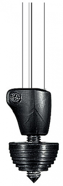 曼富圖 MANFROTTO 204SPK3 腳釘/三個一組 Stainless Steel Rubber Spike Feet【正成公司貨】