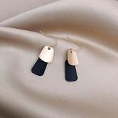 耳飾 耳環女2021年新款潮韓國氣質網紅個性耳釘長款耳墜設計感法式耳飾【快速出貨八折鉅惠】