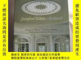 二手書博民逛書店STANFORD罕見WHITE ARCHITECT20525