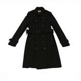 【BURBERRY】THE SANDRINGHAM長版 HERITAGE系列風衣(黑色) BU72040005
