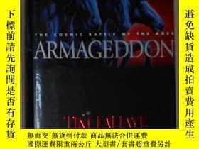 二手書博民逛書店英文原版罕見Armageddon: The Cosmic Bat