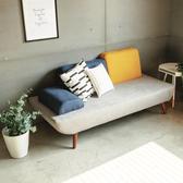 三人座 沙發 沙發椅 三人沙發【Y0035】Vega Neve現代北歐3人沙發(兩色) 完美主義