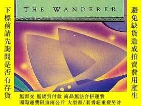 二手書博民逛書店紐伯瑞獎英語有聲罕見The Wanderer 5張聽的+電腦文本
