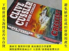二手書博民逛書店Crescent罕見Dawn【36開 英文原版】Y16472 Clive(克萊夫·卡斯勒)、Dirk Cuss