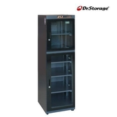 【Dr.Storage】256公升雙層大容量防潮箱ADL-300
