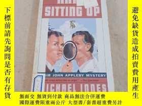 二手書博民逛書店HARE罕見SITTING UP MICHAEL INNES坐在邁克爾·因尼斯身邊的野兔Y283241