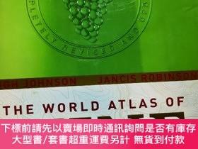 二手書博民逛書店World罕見Atlas of Wine:2008 IACP Award Winner! Hailed by cr