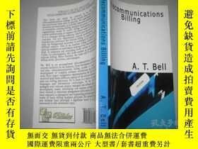 二手書博民逛書店TELECOMMUNICATIONS罕見BILLINGY9112